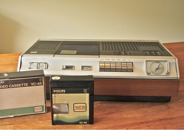 Philips VCR Recorder